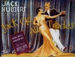 Jack of All Trades 1936 DVD - Jack Hulbert / Gina Malo
